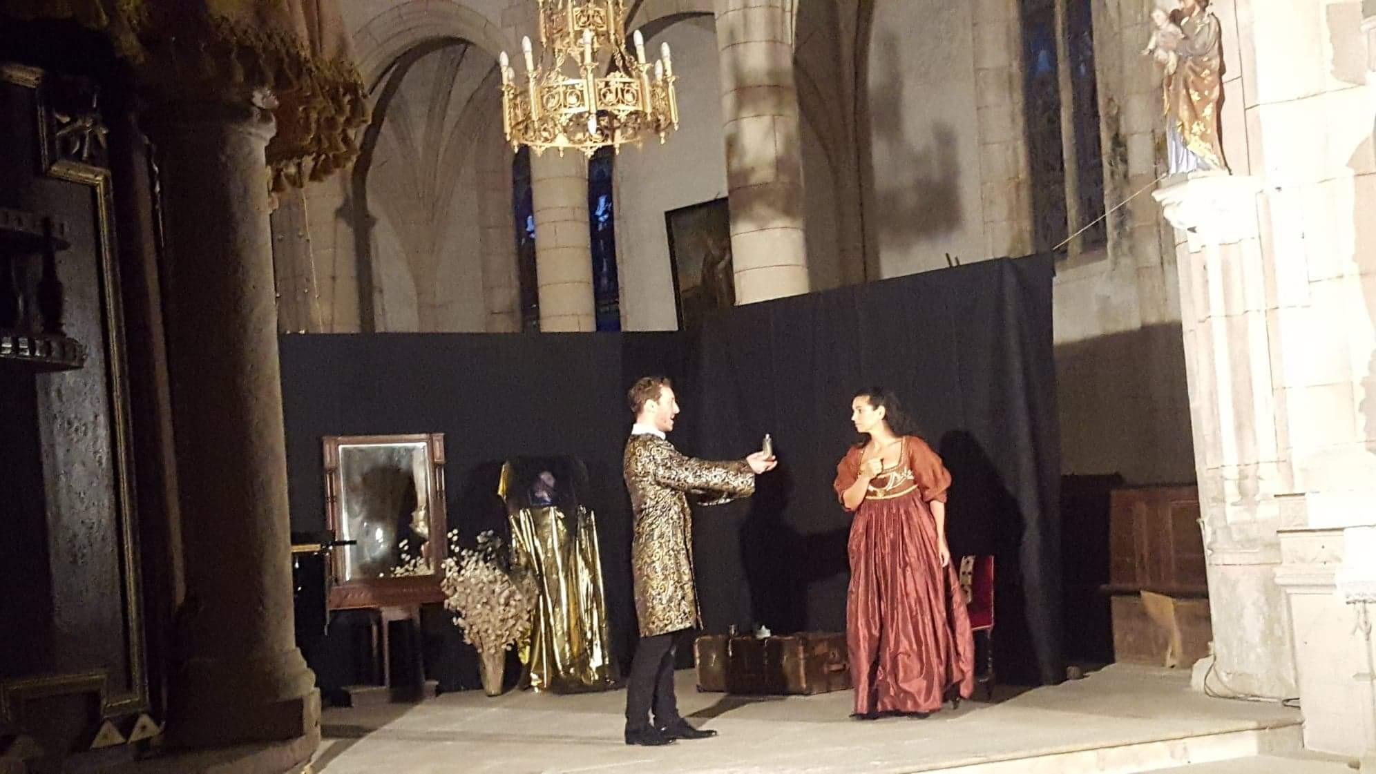 I Capuleti e i Montecchi - Semaine Musicale de Joux-la-Ville