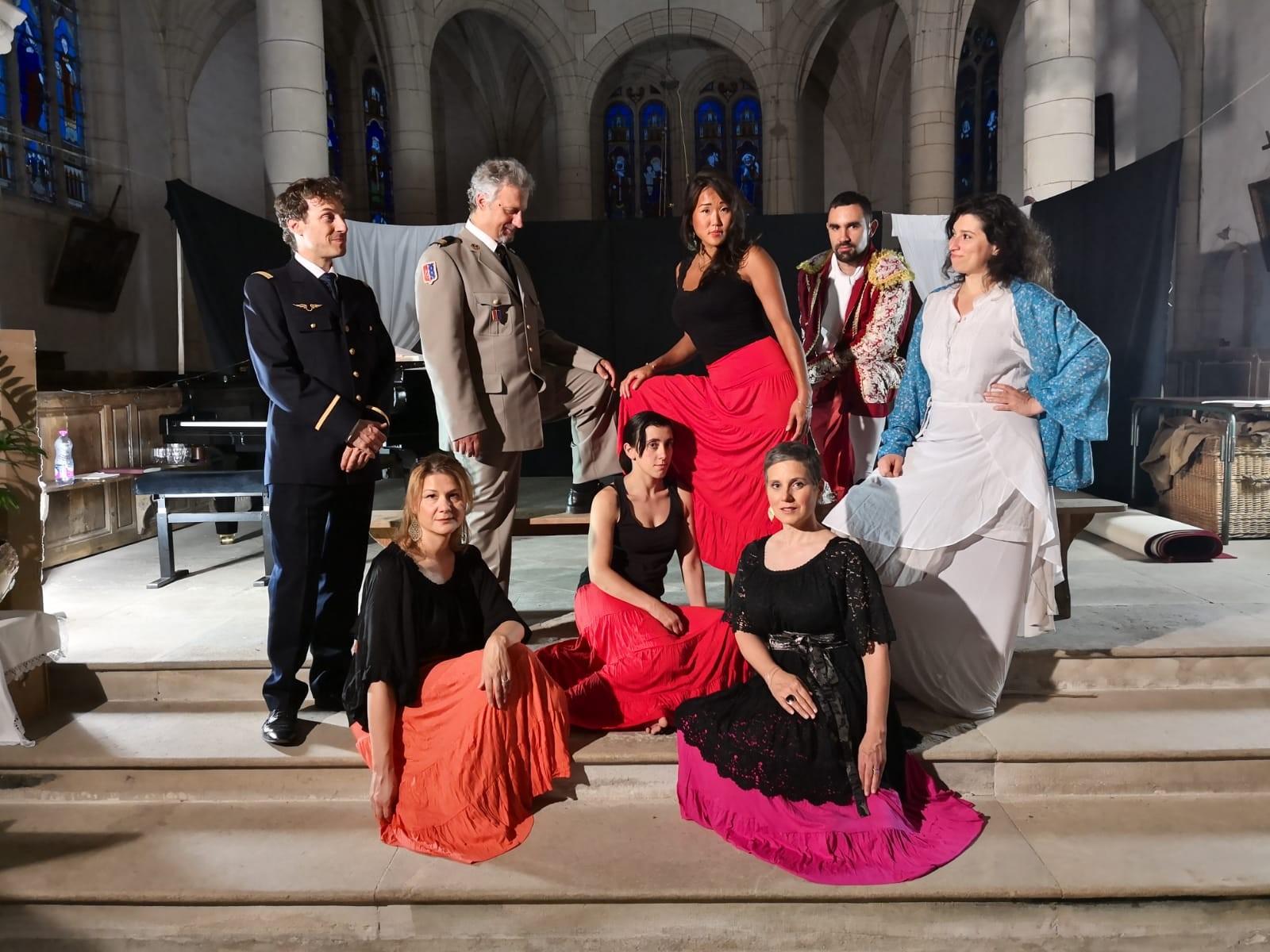 Carmen - Semaine Musicale de Joux-la-Ville