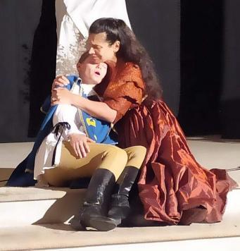 Romeo et juliette recentree